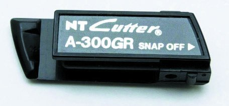 Klingenabbrecher für NT Cutter A 300