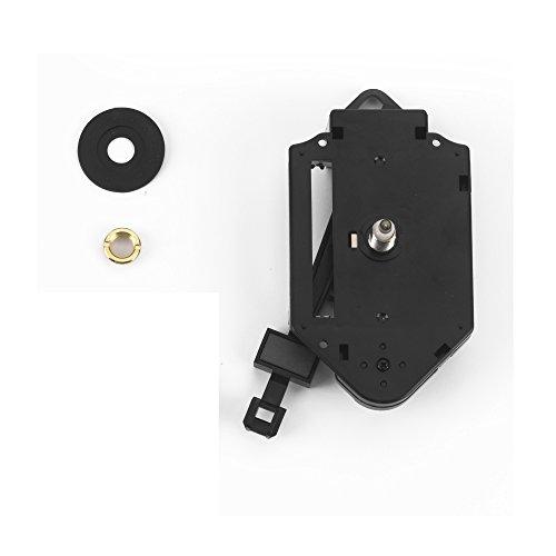 clock-it mecanismo péndulo de calidad perno medio 16mm para reparación, Repuestos o costura relojes péndulo de pared. Empresa italiana specializzata.