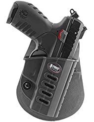 Fobus nouveau dissimulé pistolet report rétention étui Holster pour Ruger SR22 polymère noir