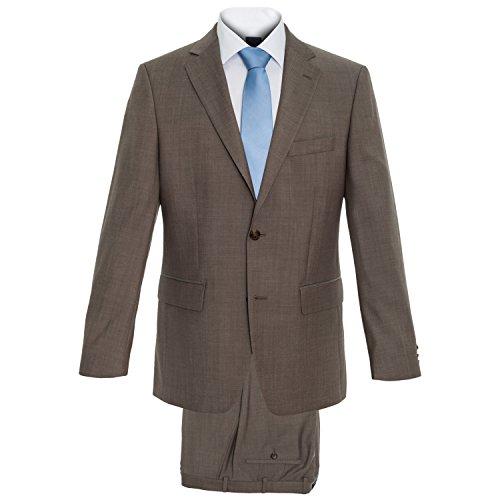 Michaelax-Fashion-Trade - Pantalon de costume - Uni - Homme Beige (46)