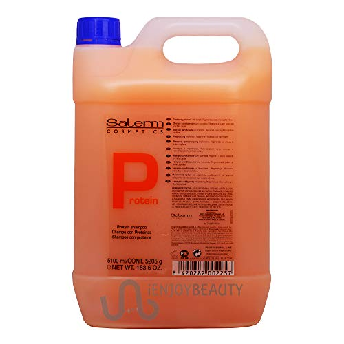 SALERM Protein Shampoo mit Proteinen 5000 ml - Salerm Protein