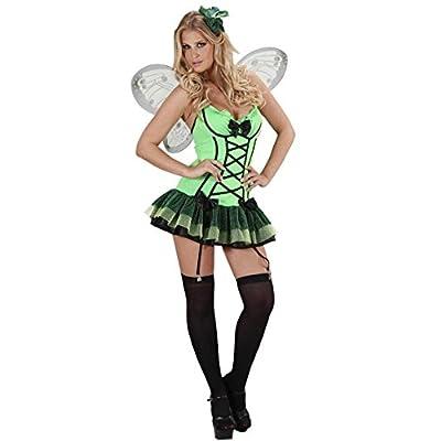 Disfraz de Mariposa Adultos Color Verde