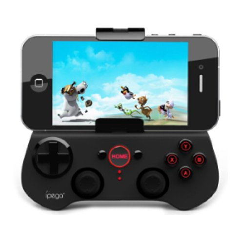 iPega Drahtlose Bluetooth 3.0 Game Kontroller Gamepad Joypad für Apple iOS iphone 5 4 4S ipad 4 3 2 new mini ipod Android Phone HTC one x Samsung Galaxy S3 2 Note 2 N7100 N8000 Tablet Google nexus 7