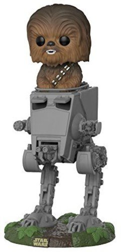 Funko - Figurine Star Wars - Chewbacca On At-St Exclu Pop Rides 18cm - 0889698270236