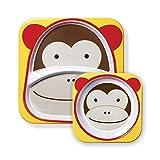 Skip Hop Bebek Tabak Ve Kase Hediye Seti Maymun