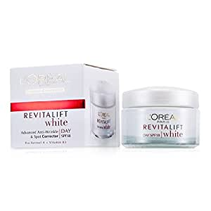 L'Oreal Paris Dermo Expertise Revitalift White Day Cream SPF 18 (50ml)