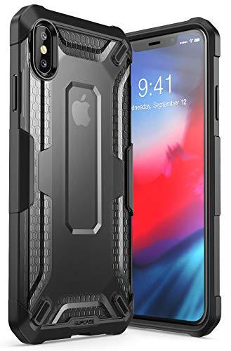 Supcase Funda iPhone XS MAX Funda iPhone 6.5 Hybrid Case...