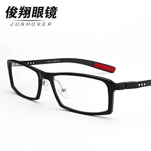 seiko brille bilder, die frames, ultraleichte wolfram, titan, kunststoff, stahl, full - frame - brille, retro - beruf, freizeit, männer und frauen mit der gleichen absatz,01 vereiste schwarz