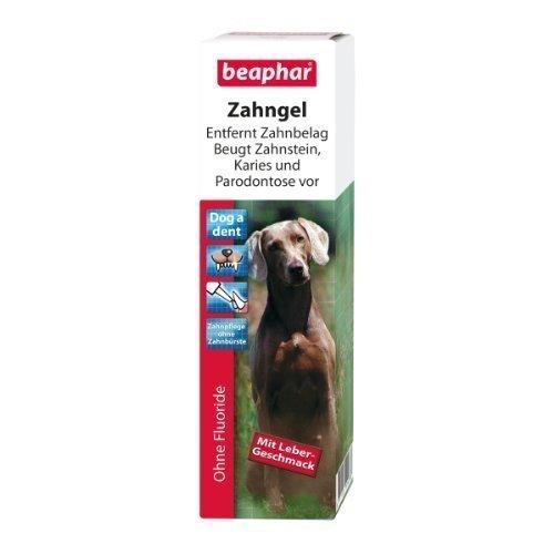 Beaphar - Dog-A-Dent Zahngel - 100 g