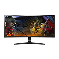 "LG 34UC89G-B  34"" Curved IPS Panel LED Monitör"