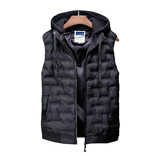 41oOCLQsAzL. SS500  - DZX Men's Electric Warm Gilet/Heating Vest,with USB Cable - For Outdoor Travel Work Camping Bike And Skiing