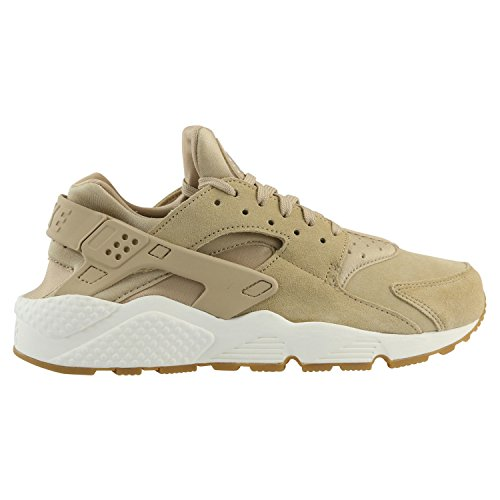 Nike Damen Wmns Air Huarache Run SD Traillaufschuhe, Beige (Mushroom/Light Bone/Sail/Gum Light Brown 200), 44 1/3 EU (Beige Bone)