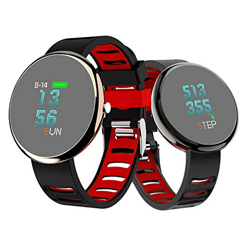 Muvit MIOSMW013 Reloj Inteligente Negro OLED 2