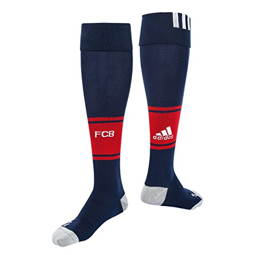 adidas FC Bayern München Stutzen Away 2017/2018 4 (Gr.43-45) (Sock Nylon Pro Football Herren)