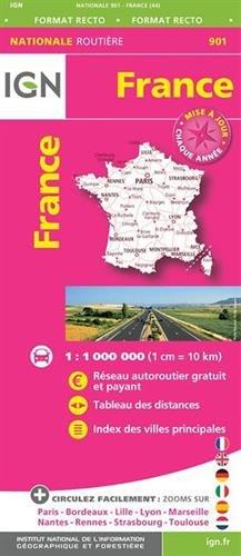 901 France Routière Maxi Format