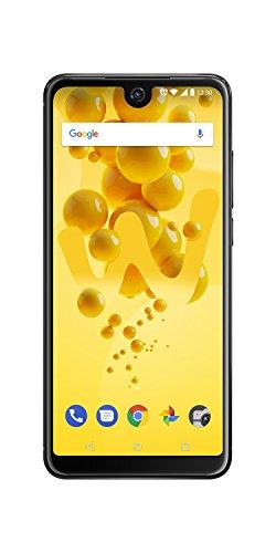 Wiko View 2 Smartphone da 32 GB, Anthracite, [Italia]