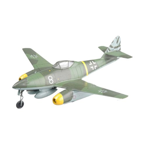 Daron EM36366 EASYMODEL ME262 Blanc 8 Kommando Novotny 1944