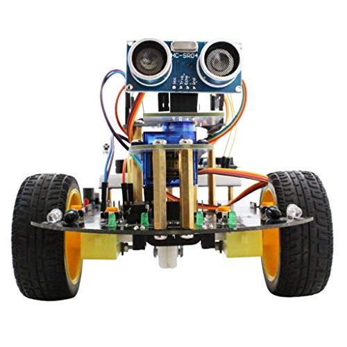 B Blesiya Auto Kit Starter Kit Und Smart Robot 2 In 1 Für Arduino UNO R3