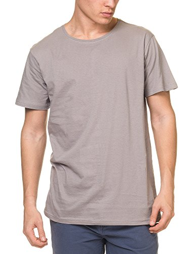dr-denim-jeansmakers-mens-patrick-mens-grey-tee-in-size-xl-grey