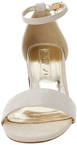 Xti 30702, Escarpins Bride Cheville Femme Or (Gold)