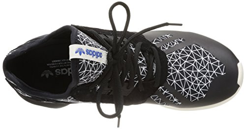 Adidas M19640, Herren Laufschuhe Mehrfarbig (Cblack/Cblack/Owhite)