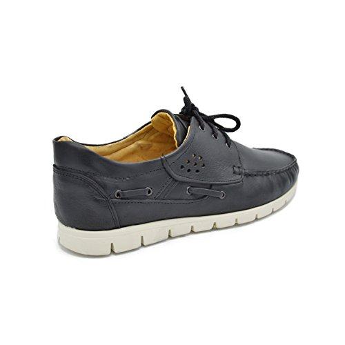 Drudd Eu400aw1701, Sneaker Bassa Da Uomo Nero