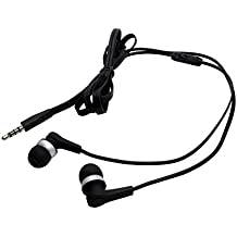 Auriculares in-ear estéreo negro para Huawei G8;