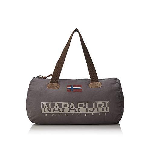 7eb97939e0 Napapijri Bags Sac de Sport Grand Format, 60 cm, 48 liters, Gris (