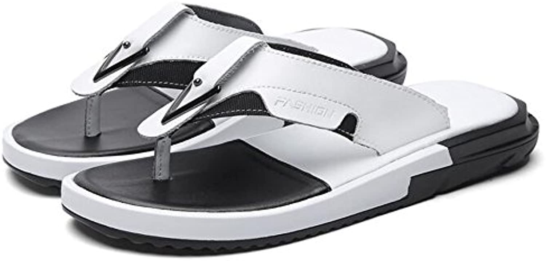 XIAOLIN Zapatillas de hombre de verano sandalias antideslizantes antideslizantes para hombres Zapatillas de hombre