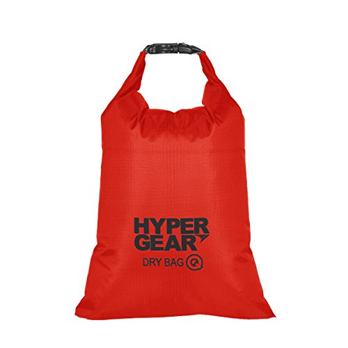 hypergear-compact-and-lightweight-dry-bag-water-repellent-ripstop-nylon-red-2-liters