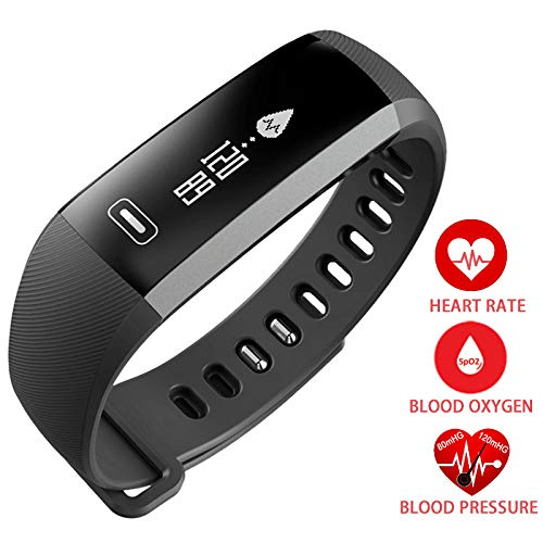 MiPao,Smart Wrist Band Heartrate Blood Pressure Oxygen Oximeter Sport Bracelet Watch Intelligent für Ios Android