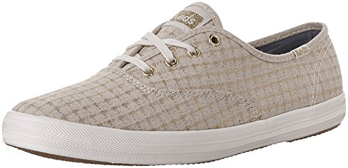 keds-ch-foil-ticking-dot-chaussures-de-running-femme-ivoire-natural-39-eu