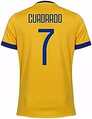 2017-2018 Juventus Away Shirt (Cuadrado 7)
