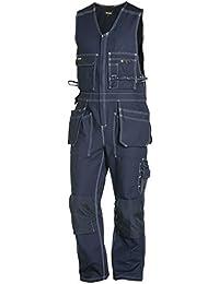 Blakläder 265013708800C46 Combinaison sans manches Taille C46 Marine Bleu