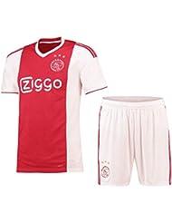 Soccer Jersey & Shorts Club Team (Casa e Fuori) Personalizzato 2018-2019, Qualsiasi Nome e Numero Personalizzato per Uomo Bambini Adulti Ragazzi Giovani