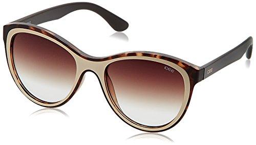 IDEE Gradient Phantos Women's Sunglasses - (IDS2191C2SG|55|Brown Half Gradient Color)