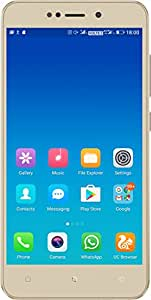 Gionee X1 (Gold, 16GB)