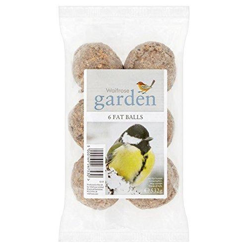 garten-fat-balls-waitrose-6-pro-packung