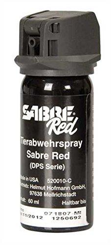 Sabre Red Tierabwehrspray DPS Serie Pfefferspray -