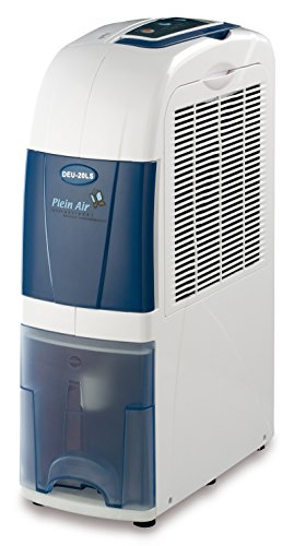 Plein Air DEU 20LS Elektrischer Luftentfeuchter (En Plein Air Pro)