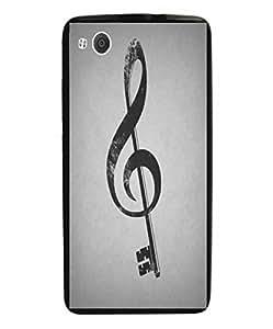 Techno Gadgets Back Cover for Gionee Marathon M3