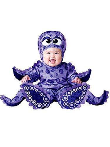 Kostüm Baby-Oktopus - Oktopus Baby Kostüm