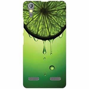 Lenovo A6000 Back Cover - Abstract Designer Cases