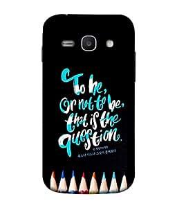 PrintVisa Designer Back Case Cover for Samsung Galaxy Ace 3 :: Samsung Galaxy Ace 3 S7272 Duos :: Samsung Galaxy Ace 3 3G S7270 :: Samsung Galaxy Ace 3 Lte S7275 (Spritual Motivation Word Theme Atitude Born Ability)
