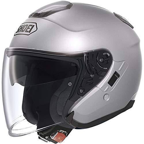 Nuovo 2015 casco Shoei J-crociera luce argento-speciale ordine moto