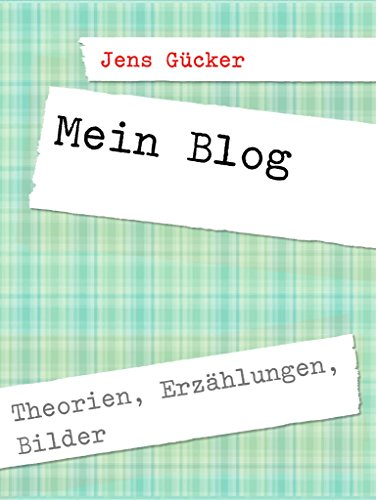 Mein Blog: https://jguecker.wordpress.com/