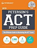 Best Act Preps - Peterson's ACT Prep Guide 2019 Review