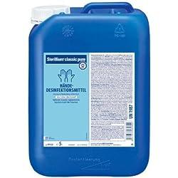 Sterillium Classic Pure Händedesinfektionsmittel, 5000 ml