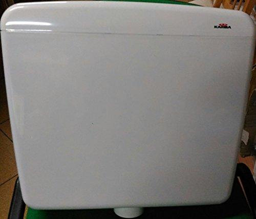 Kassette A Rucksack Super Kariba-Spülung weiß
