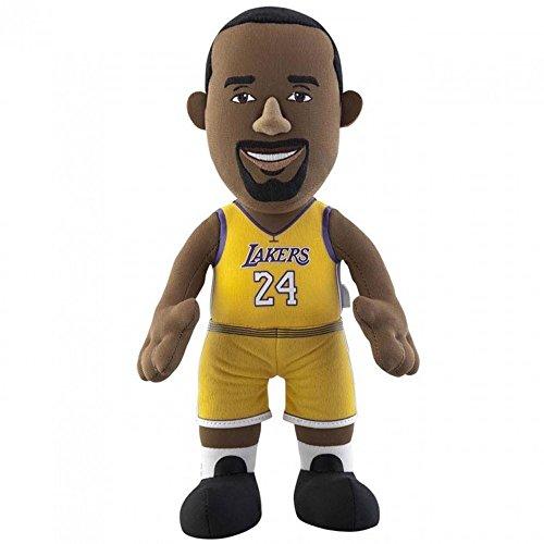 Bleacher Creatures Kobe Bryant Los Angeles Lakers NBA Plüsch Figur (25 cm)